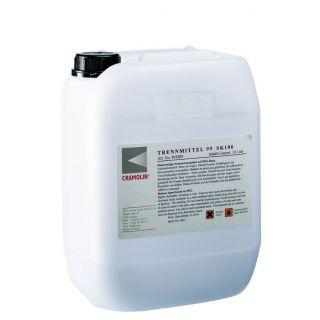 TRENNMITTEL 99 ist ein silikonfreies Trennmittel auf Polyethylenglykolbasis zum Verformen von Kunststoffen und Gummi.